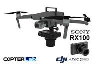 Sony RX 100 RX100 Integration Mount Kit for DJI Mavic 2 Pro