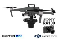 Sony RX 100 RX100 Integration Mount Kit for DJI Mavic 2 Zoom
