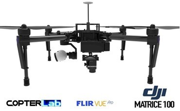 Flir Vue Pro R Integration Mount Kit for DJI Matrice 100