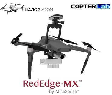 Micasense RedEdge MX NDVI Integration Mount Kit for DJI Mavic 2 Zoom