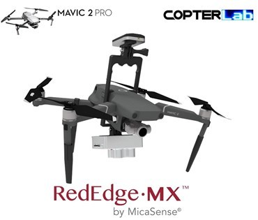 Micasense RedEdge-MX NDVI Integration Mount Kit for DJI Mavic 2 Pro