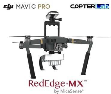 Micasense RedEdge-MX NDVI Integration Mount Kit for DJI Mavic Pro