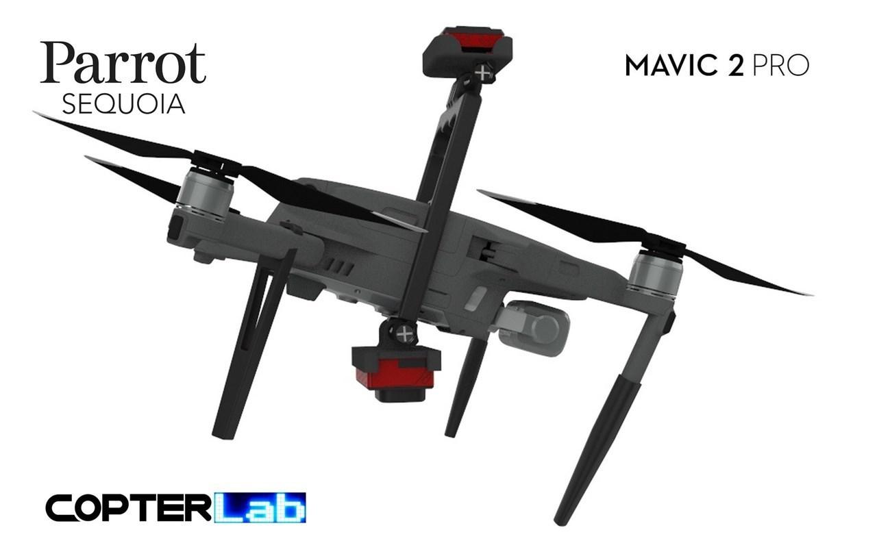 Parrot Sequoia+NDVI Integration Mount Kit for DJI Mavic 2 Pro