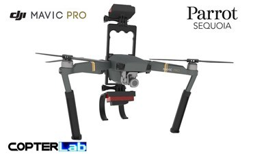 Parrot Sequoia+ NDVI Integration Mount Kit for DJI Mavic Pro
