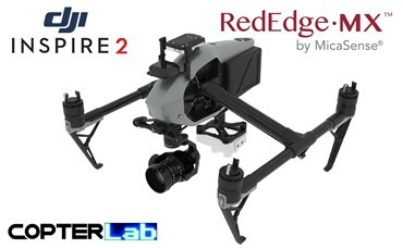 Micasense RedEdge MX NDVI Integration Mount Kit for DJI Inspire 2