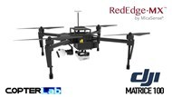 Micasense RedEdge-MX NDVI Integration Mount Kit for DJI Matrice 100 M100