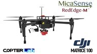 Micasense RedEdge-M NDVI Integration Mount Kit for DJI Matrice 100 M100