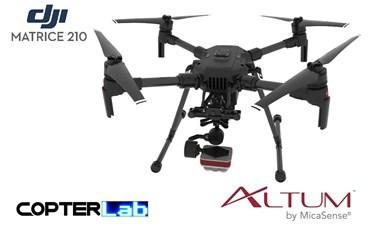 2 Axis Micasense Altum Micro NDVI Skyport Gimbal for DJI Matrice 210 M210