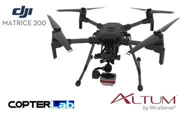 2 Axis Micasense Altum Micro NDVI Skyport Gimbal for DJI Matrice 200 M200