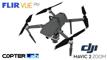 Flir Vue Pro R Integration Mount Kit for DJI Mavic 2 Zoom