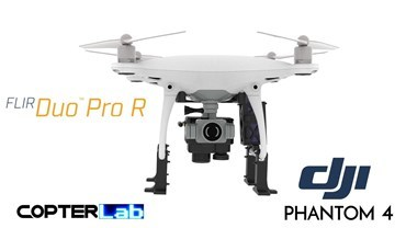 Flir Duo Pro R Integration Mount Kit for DJI Phantom 4 Professional