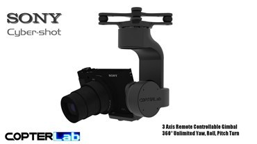 3 Axis Sony HX 60 HX60 Gimbal