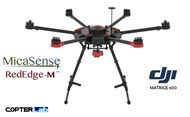 Micasense RedEdge-M Micro NDVI Integration Mount Kit for DJI Matrice 600 M600 pro