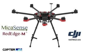 Micasense Rededge M Micro NDVI Integration Mount Kit for DJI Matrice 600 M600 pro