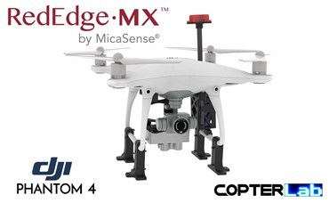 Micasense RedEdge MX Integration Mount Kit for DJI Phantom 4 Professional