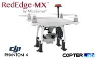 Micasense RedEdge MX NDVI Integration Mount Kit for DJI Phantom 4 Pro v2