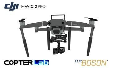 2 Axis Flir Boson Nano Gimbal for DJI Mavic 2 Pro