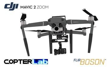 2 Axis Flir Boson Nano Gimbal for DJI Mavic 2 Zoom
