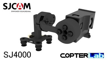 2 Axis SJCam SJ4000 SJ 4000 Top Mounted Micro FPV Gimbal
