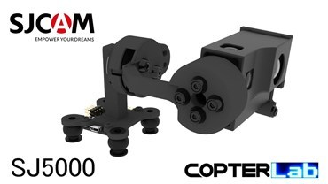 2 Axis SJCam SJ5000 SJ 5000 Top Mounted Micro FPV Gimbal