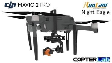 2 Axis Night Vision Gimbal IR Kit for DJI Mavic 2 Pro