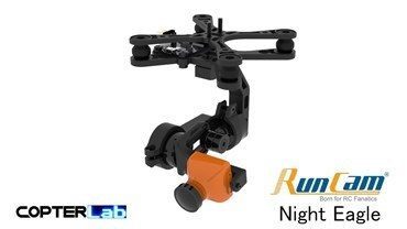 2 Axis RunCam Night Eagle Pro Night Vision Micro Gimbal
