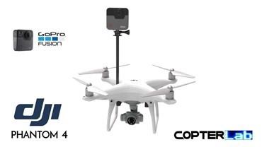GoPro Fusion 360 Integration Mount Kit for DJI Phantom 4 Pro v2