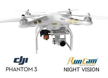 Night Vision IR Kit for DJI Phantom 3 Advanced