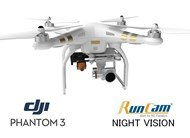 Night Vision IR Kit for DJI Phantom 3 Standard