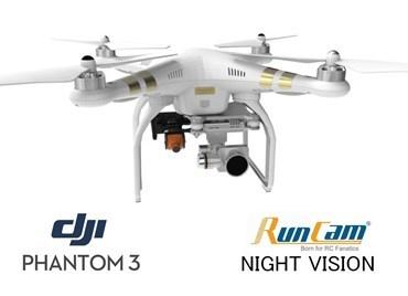 Night Vision IR Kit for DJI Phantom 3 Standard