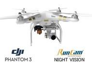 Night Vision IR Kit for DJI Phantom 3 Professional