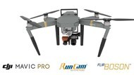Flir Boson + Runcam Night Eagle 2 Pro Integration Mount Kit for DJI Mavic Pro