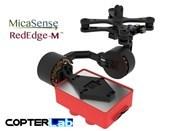 2 Axis Micasense RedEdge 3 Micro NDVI Gimbal