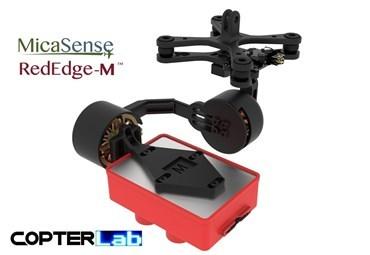 2 Axis Micasense RedEdge RE3 Micro NDVI Gimbal