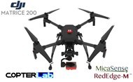 2 Axis Micasense RedEdge RE3 Micro NDVI Skyport Gimbal for DJI Matrice 200 M200