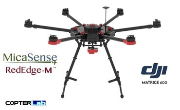 Micasense RedEdge RE3 Micro NDVI Integration Mount Kit for DJI Matrice 600 M600 pro