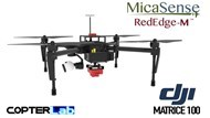 Micasense RedEdge 3 NDVI Integration Mount Kit for DJI Matrice 100 M100