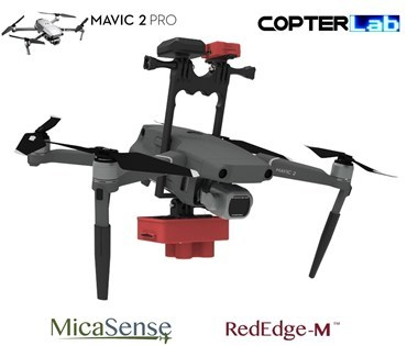 Micasense RedEdge RE3 NDVI Integration Mount Kit for DJI Mavic 2 Pro