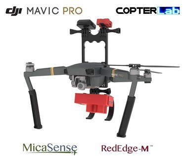 Micasense RedEdge RE3 NDVI Integration Mount Kit for DJI Mavic Pro