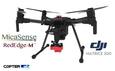 Micasense RedEdge RE3 NDVI Skyport Mount Kit for DJI Matrice 200 M200