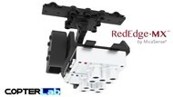 2 Axis Micasense RedEdge MX Red Blue Dual Duo Cameras NDVI Gimbal