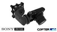 2 Axis Sony RX 100 RX100 Pan & Tilt Gimbal