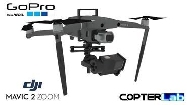 2 Axis GoPro Hero 6 Nano Gimbal for DJI Mavic Air 2