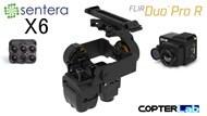 2 Axis Sentera 6X + Flir Duo Pro R Dual NDVI Gimbal
