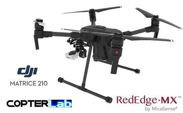 2 Axis Micasense RedEdge MX NDVI Skyport Gimbal for DJI Matrice 300 M300