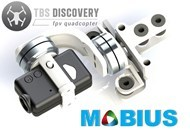 2 Axis Mobius Maxi Gimbal for TBS Discovery