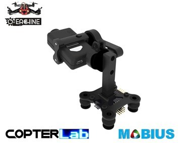 2 Axis Mobius Maxi Nano Gimbal for Eachine 250
