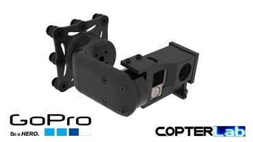 2 Axis GoPro Hero 9 Pan & Tilt Gimbal