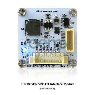 RHP Boson VPC TTL Interface Module Thermal Camera