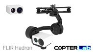 Picture of 2 Axis Flir Hadron Roll & Tilt Gimbal